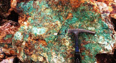 Ashiyaneh Zar Copper-Gold Mine